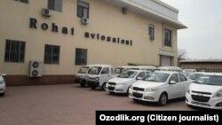 Uzbekistan - Complaint about GM