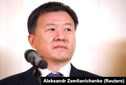 وانگ یو، سفیر چین در افغانستان