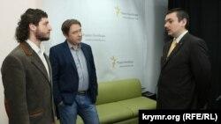 Борис Захаров, Александр Янковский, Дмитрий Сотников