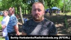 Валерий Самойленко, участник боя на блокпосту № 1 под Славянском