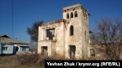 Усадьба Шлее в селе Чеботарка недалеко от города Саки