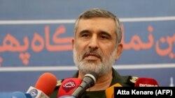 Бригадний генерал Корпусу вартових Ісламської революції Амір Алі Хаджизаде