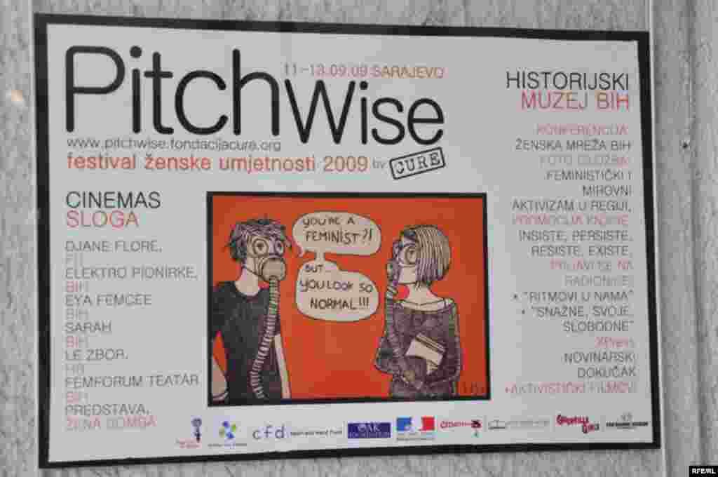 PitchWise - festival ženske umjetnosti #6