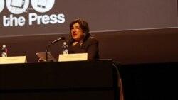 Amanpour Calls On Azerbaijan To Release Khadija Ismayilova