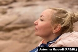 Журналістка Радіо Свобода Антоніна Маровді два дні не могла вилетіти з Єгипту