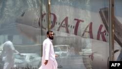 قطر می گوید، محاصره هوایی این کشور نقض مقرارات بین المللی است.