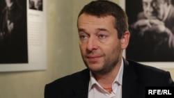 PIN-in (People In Need) direktoru Šimon Pánek