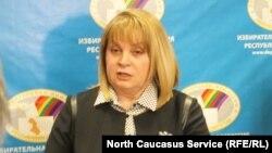 ՌԴ ԿԸՀ նախագահ Էլլա Պանֆիլովա, արխիվ