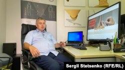 Чеський хірург Мірослав Свобода
