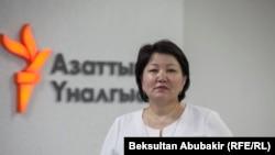 Айымкан Кулукеева
