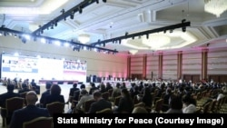 مراسم افتتاحیه مذاکرات میان افغانها در قطر 12.9.2020
