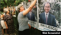 Перші президентські вибори після падіння комуністичного режиму, 20 травня 1990 року