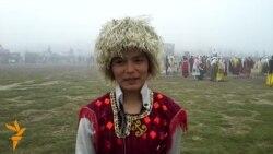 Täjigistanly türkmenler Nowruzy bellediler