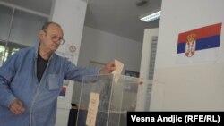 Glasanje na predsedničkim izborima 2012. godine