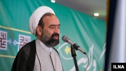 Abbas Daneshi has resigned as head of Qom's department of culture (file photo)