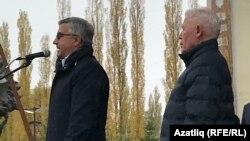 Васил Шәйхразиев һәм Ринат Харис