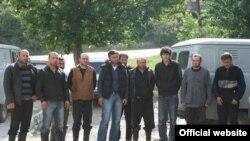 На прошлых выходных десять жителей грузинского села Гхарни были задержаны у осетинского села Кози