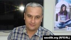 Бобомурод Абдуллаев.