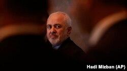Ministri i Jashtëm iranian, Mohammad Javad Zarif.