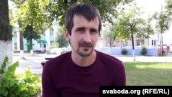 Лельчыцкі гастарбайтар Руслан Грэська