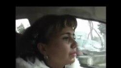 """Зан - ронандаи таксӣ. Видео дар мавзӯи """"Иншои озод"""""""