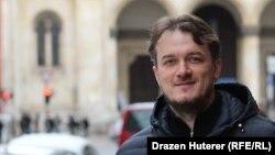 Dragan Huterer, Minhen, februar 2015.