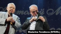 Анатолий Смелянский и Олег Табаков