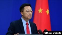 Չինաստանի ԱԳՆ մամլ վարչության փոխտնօրեն Չժաո Լիցզյանը, Պեկին, արխիվ