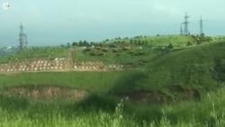 На одном из кладбищ Душанбе появились не менее 45 свежих могил