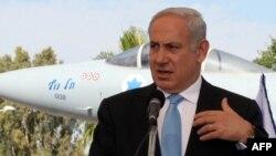 Израелскиот премиер Бенјамин Нетанјаху.