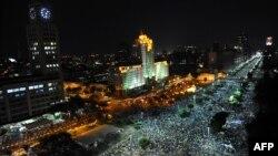 Рио-де-Жанейродағы халық шеруі. 20 маусым 2013 жыл