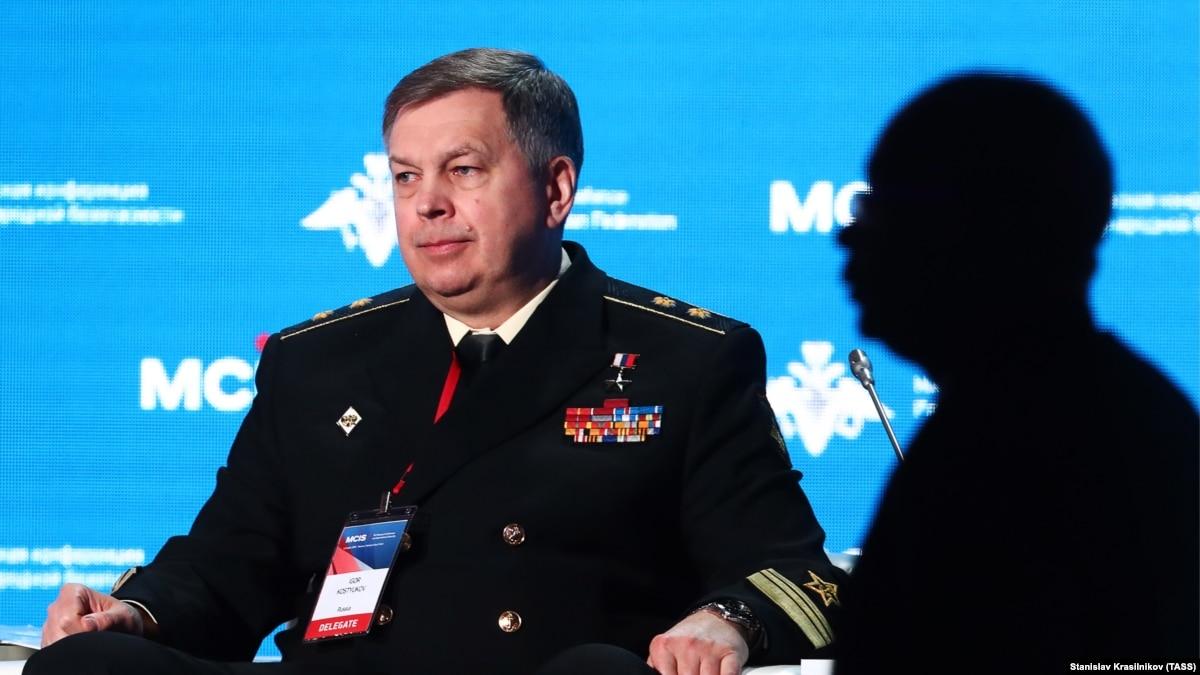 Картинки по запросу віце-адмірал Ігор Костюков