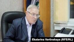 Уполномоченный по правам человека в Иркутской области Валерий Лукин