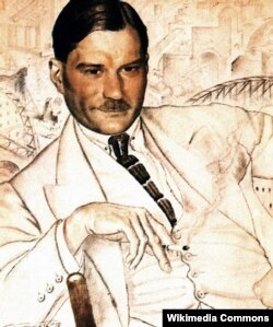 Yevgeniy Zamyatin ixtisasca mühəndis olub.