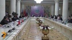 Заседание глав правоохранительных орагнов стран-членов ШОС
