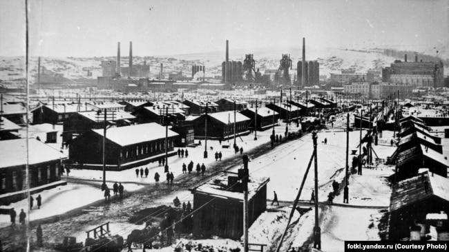 Сталинск. 1930-е годы