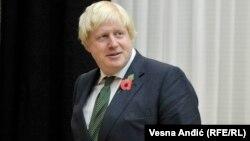Raskidamo sporazum sa EU, ali mi ne napuštamo Evropu: Boris Džonson u Beogradu