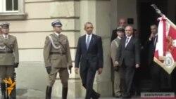 Բարաք Օբամա. Կայսրությունների ժամանակն անցել է