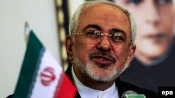 Иран сыртқы істер министрі Мохаммад Джавад Зариф.