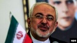 Министр иностранных дел Ирана Мохаммад Джавад Зариф.