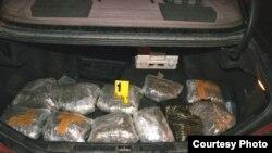 Drogë e konfiskuar nga Policia e Kosovës - foto arkiv