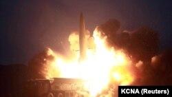 Հյուսիսային Կորեան հրթիռ է արձակում, օգոստոս, 2019թ․