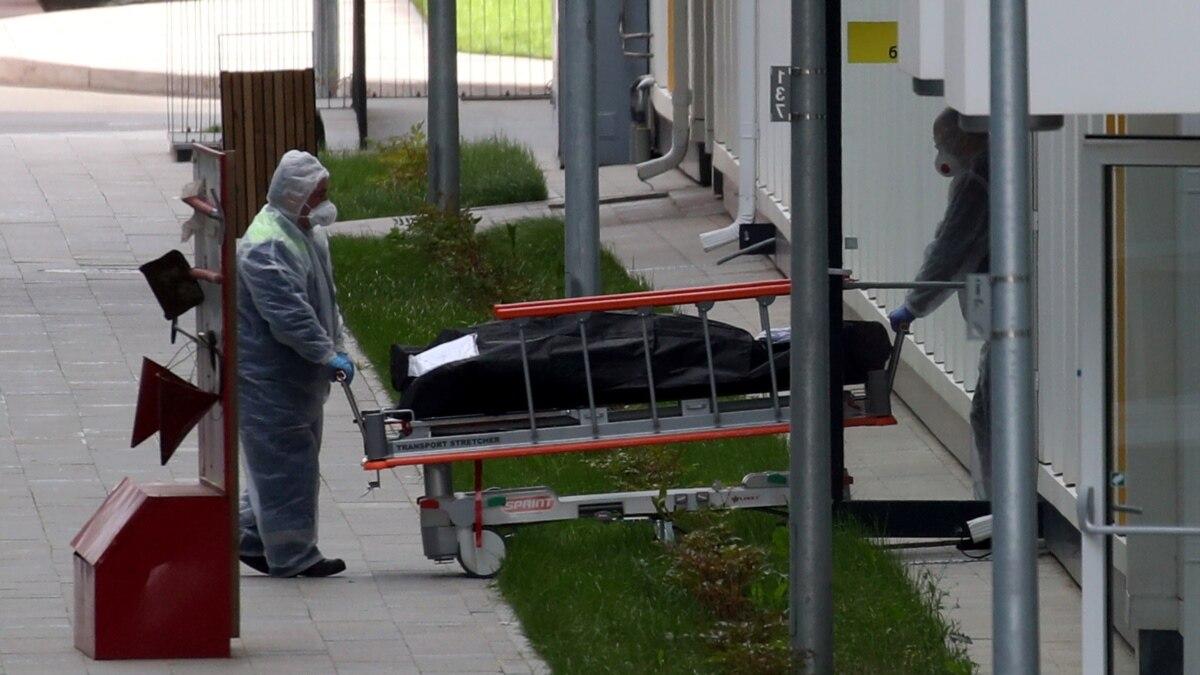 В России вторые сутки фиксируют более 9 тысяч новых случаев COVID-19