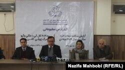 نعیم نظری معاون کمیسیون مستقل حقوق بشر افغانستان