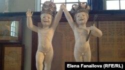 Скульптура из музея Хендрика Андерсена, Рим