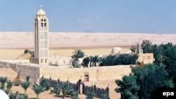Әулие Самуил монастыры. Мина, Египет.