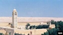 Манастыр святога Самуіла (Эгіпэт, Мінья)