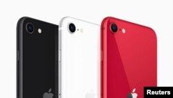 İkinci nəsil iPhone SE telefonları