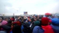 Izbjeglička drama na Trnovcu