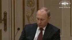 Назарбаев критикует Россию